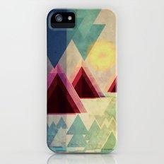 Mountain Lake iPhone (5, 5s) Slim Case