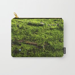 Moss Green Carry-All Pouch