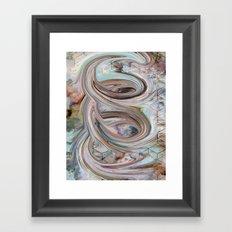 Swirleys Framed Art Print