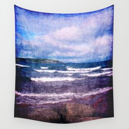 Lake Superior Islands Wall Tapestry