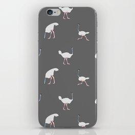 Ostriches iPhone Skin