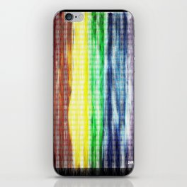 Pride Colours iPhone Skin