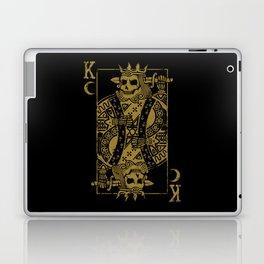 Suicide King Laptop & iPad Skin