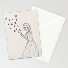 Une Lettre d'Amour Stationery Cards