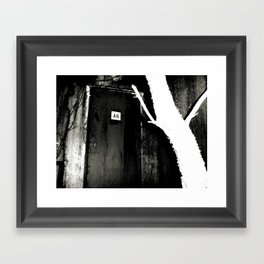 the uninvited Framed Art Print