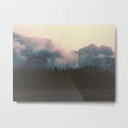 Yosemite 2 Metal Print