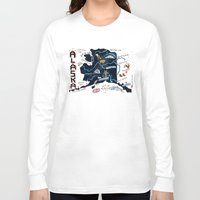 alaska Long Sleeve T-shirts featuring ALASKA by Christiane Engel
