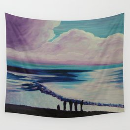 Immensité Wall Tapestry