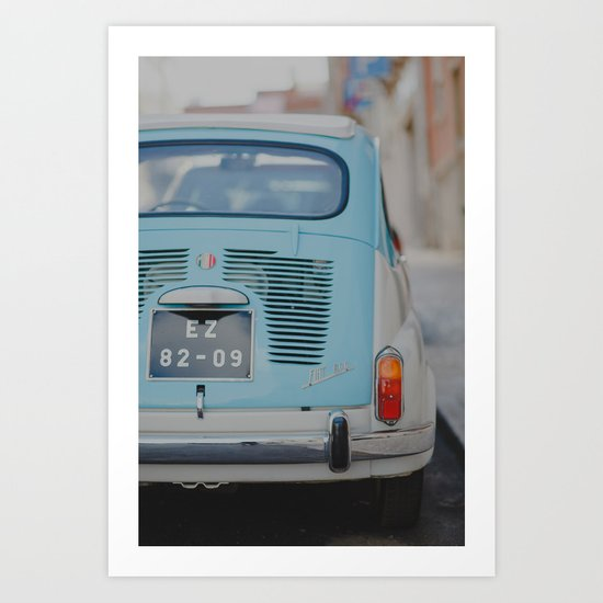 Made in Italy Art Print