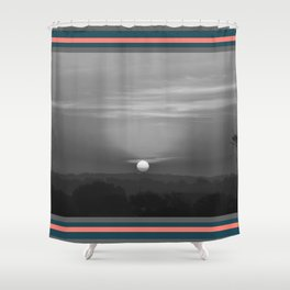 038   hill country Shower Curtain