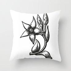 Flowers 7 Throw Pillow