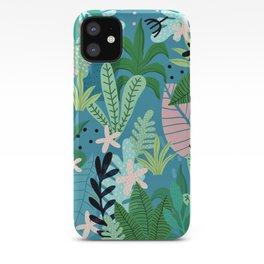 Into the jungle - twilight iPhone Case