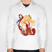 enjolras Hoodies featuring Enjolras by thenonsensicalcephalopod