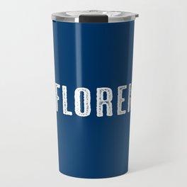 Florence, South Carolina Travel Mug