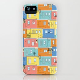 Pastel Bo-Kaap iPhone Case