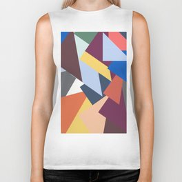 Abstract No 451 By Chad Paschke Biker Tank