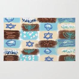 Jewish Promo Rug