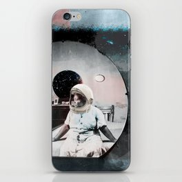 No Mammies on Saturn iPhone Skin