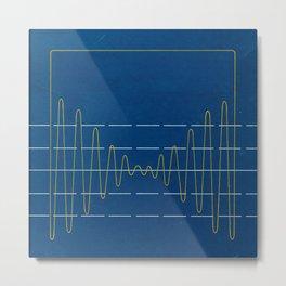 Electronics  Metal Print