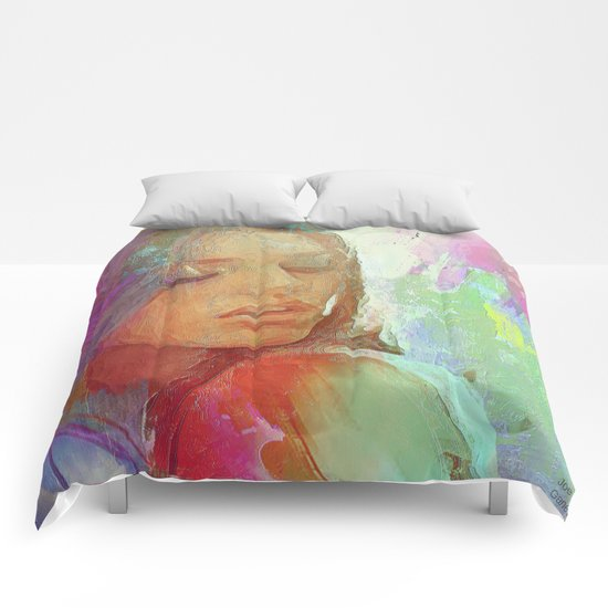 Bewitch of my love for you Comforters