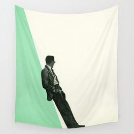 Cool As A Cucumber Wall Tapestry