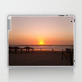 Shabbat Shalom From Tela-Viv Israel. Laptop & iPad Skin