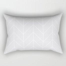 Gray arrows Rectangular Pillow