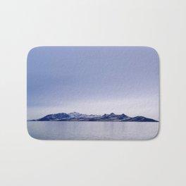 Salt Lake Bath Mat