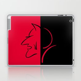 Mephisto ~ From Sinners And Saints ~ Bohème Laptop & iPad Skin