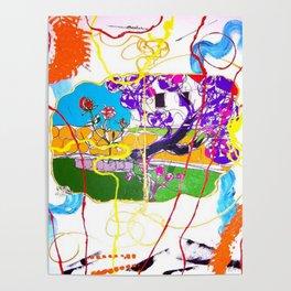 Garden Joy        by   Kay Lipton Poster