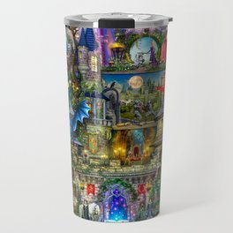 Once Upon a Fairytale Travel Mug