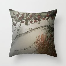 Vines #2- 2014 Throw Pillow