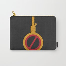 Abolish the Death Penalty  Carry-All Pouch