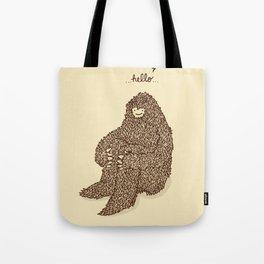 Hello they said one Tote Bag