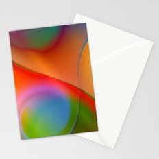 a towel full of colors -14- Stationery Cards