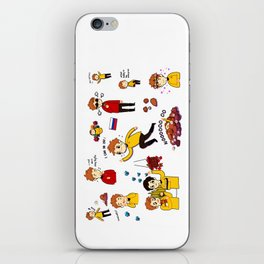 A lot of Chekovs iPhone Skin