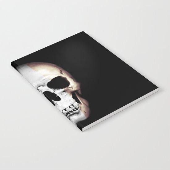 Irish Skull Notebook