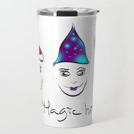Magic hat of Christmas Travel Mug