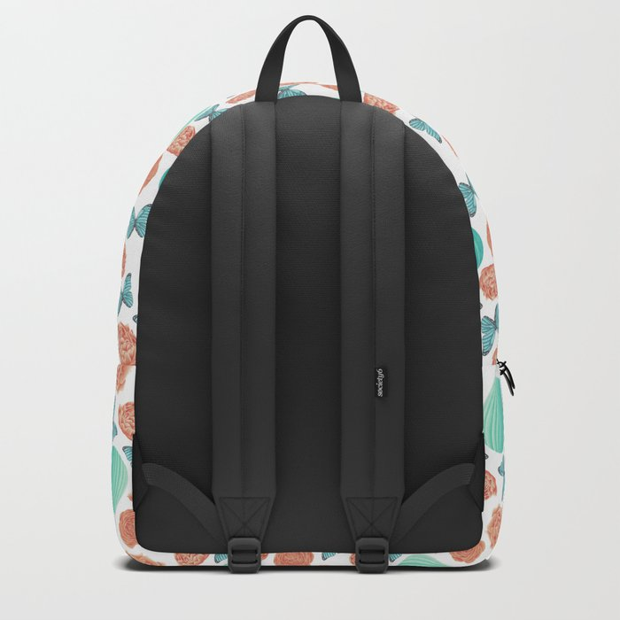 Fly Away With Me Pattern Backpack