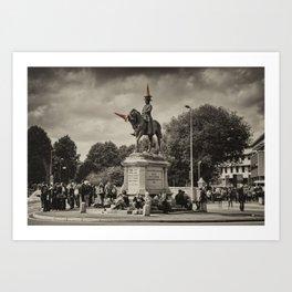 Redvers Buller Art Print