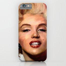 Marylin Monroe iPhone Case