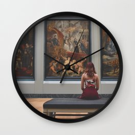 Art Gallery Wall Clock