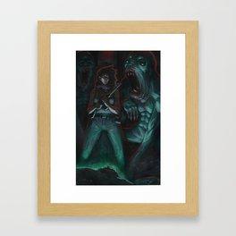 Mutants Framed Art Print