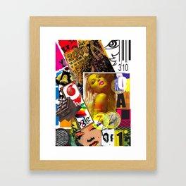 piaceri Framed Art Print