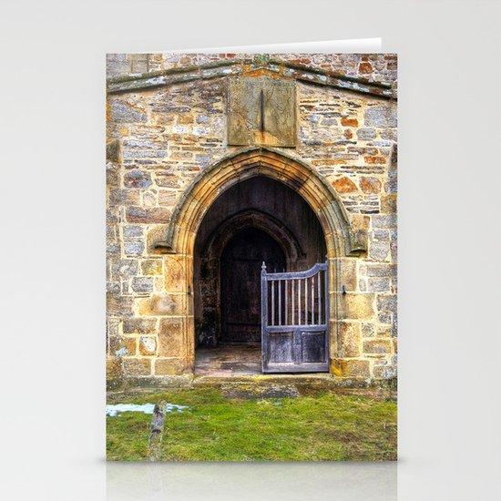Holy Trinity Church, Wensley Stationery Cards
