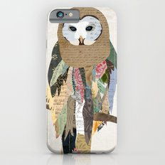 Owl Collage Slim Case iPhone 6s