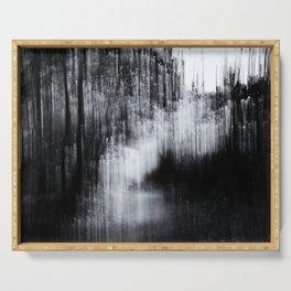 Phantasmagorical Forest 4 Serving Tray