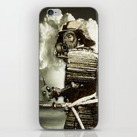 fallout iPhone & iPod Skins featuring Fallout by Danielle Tanimura
