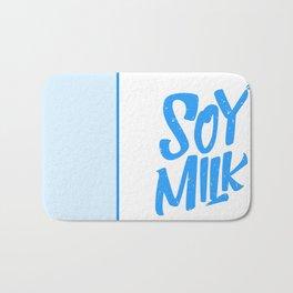soy milk Bath Mat