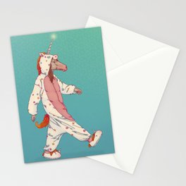 NOA THE UNICORN...? Stationery Cards